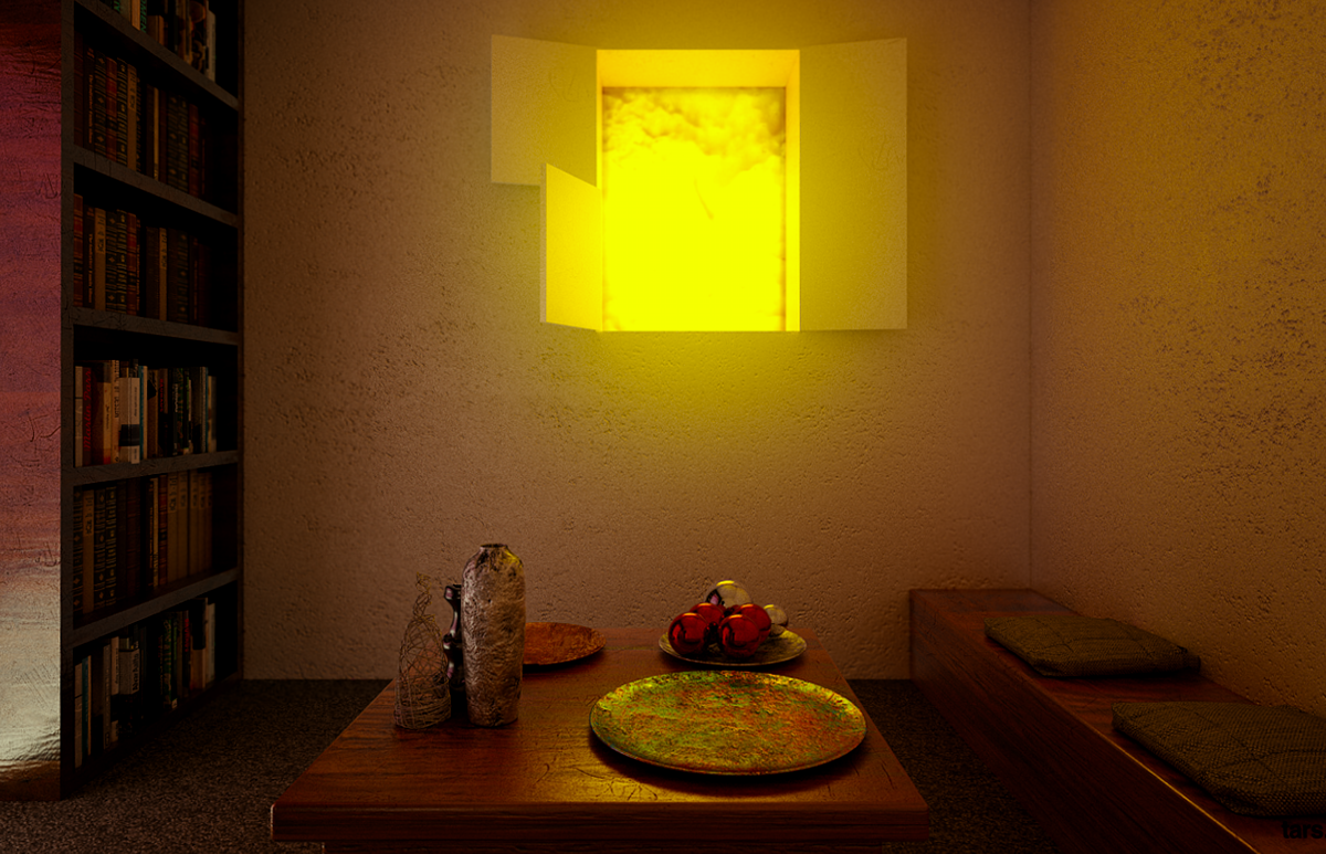 Casa Gilardi Luis Barragan 1976 On Behance Paper Lamp Wall Lights Architecture