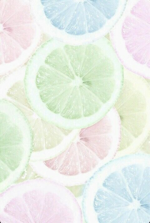 Lemons Pastel Aesthetic Aesthetic Wallpapers Cute Wallpapers