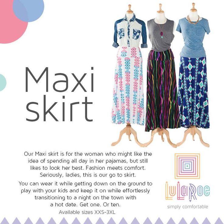 Maxi dress sizing