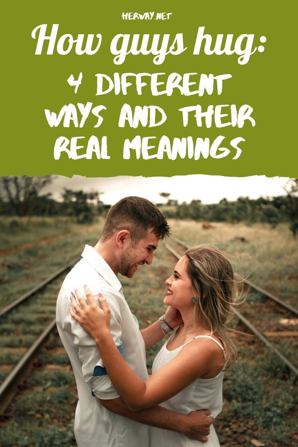 How Guys Hug: 4 Different Ways And Their Real Meanings in