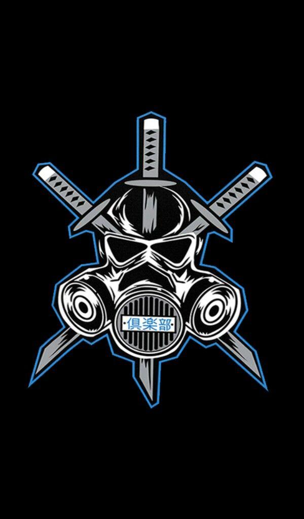 Pin By Vii Shade On Bullet Club Worldwide Aj Styles Wwe Wwe Logo Wwe Wallpapers