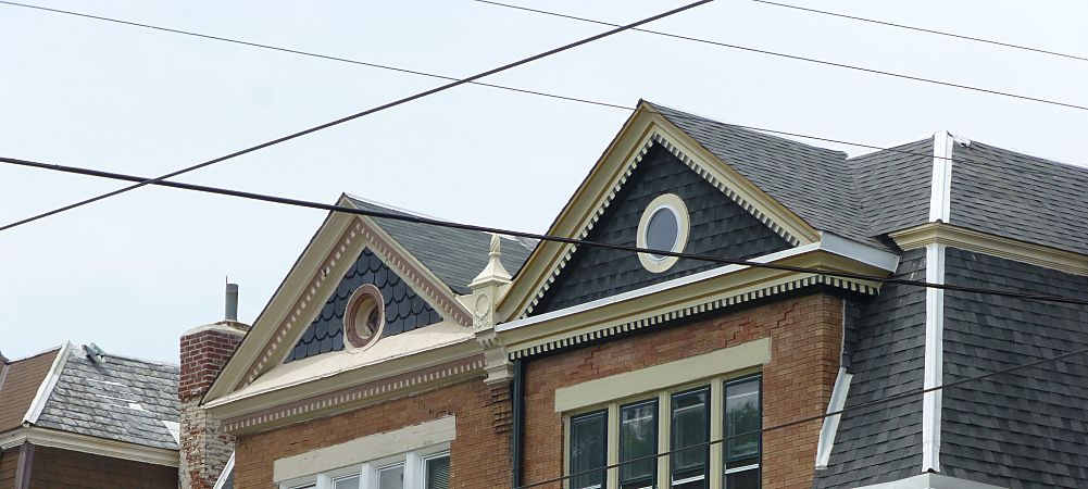 Roof Repair Tips For Philadelphia Rowhomes Roofing Contractors Blue Matter