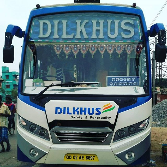 Book Bus Ticket From Cuttack To Umerkote Via Bhawanipatna At Https