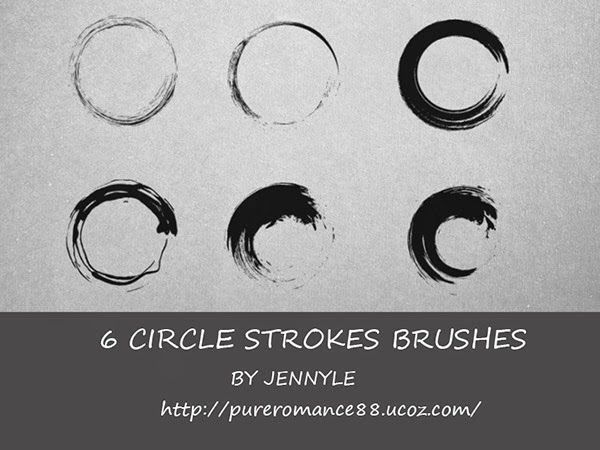 Asian photoshop brushes