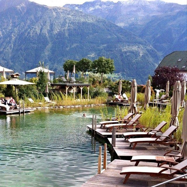 Alpenresort Schwarz In Der Sonne Von Tirol Im Best Wellness Hotels Austria Dem