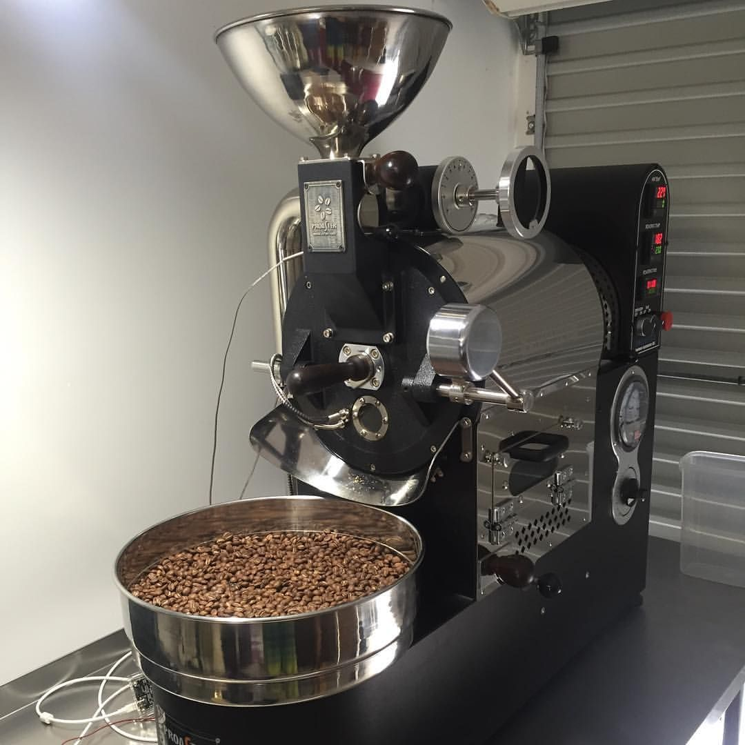 Prazirna Kavy Coffee Roaster Cafeteria