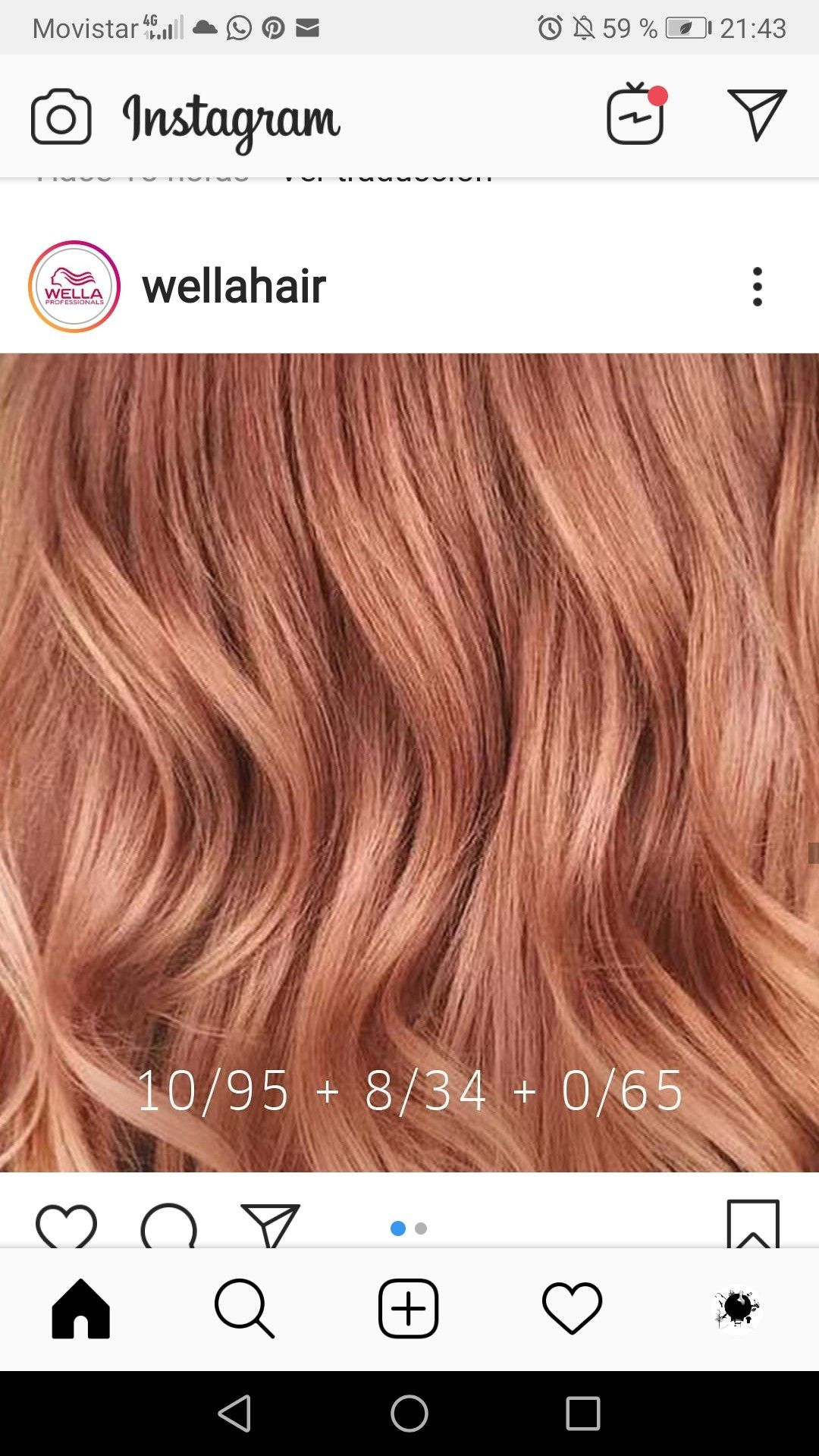 Pin By Cazacu Mariana On Combinații Vopsele Wella Hair Color Hair Color Formulas Wella Hair
