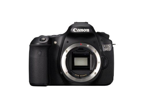 Canon EOS 60D 18 Megapixel Digital SLR Camera (Body Only) - 7.6 cm (3inch ) LCD - 5184 x 3456 Image - 1920 x 1080