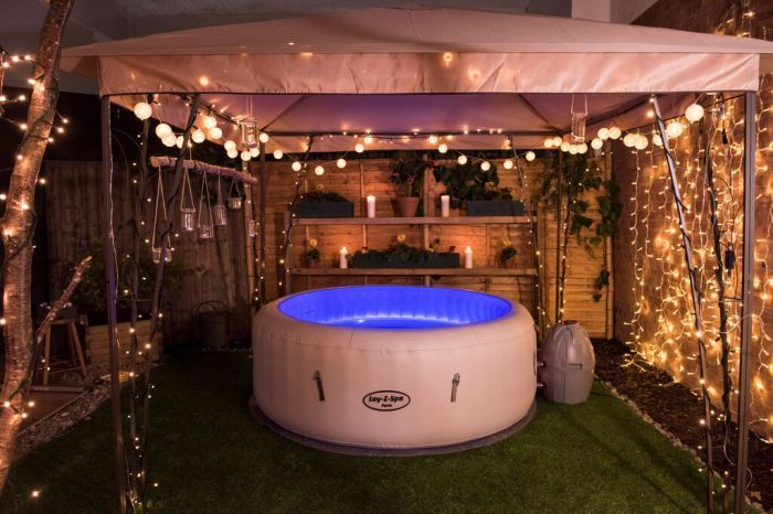 Image Result For Lay Z Spa Decking For The Home In 2019