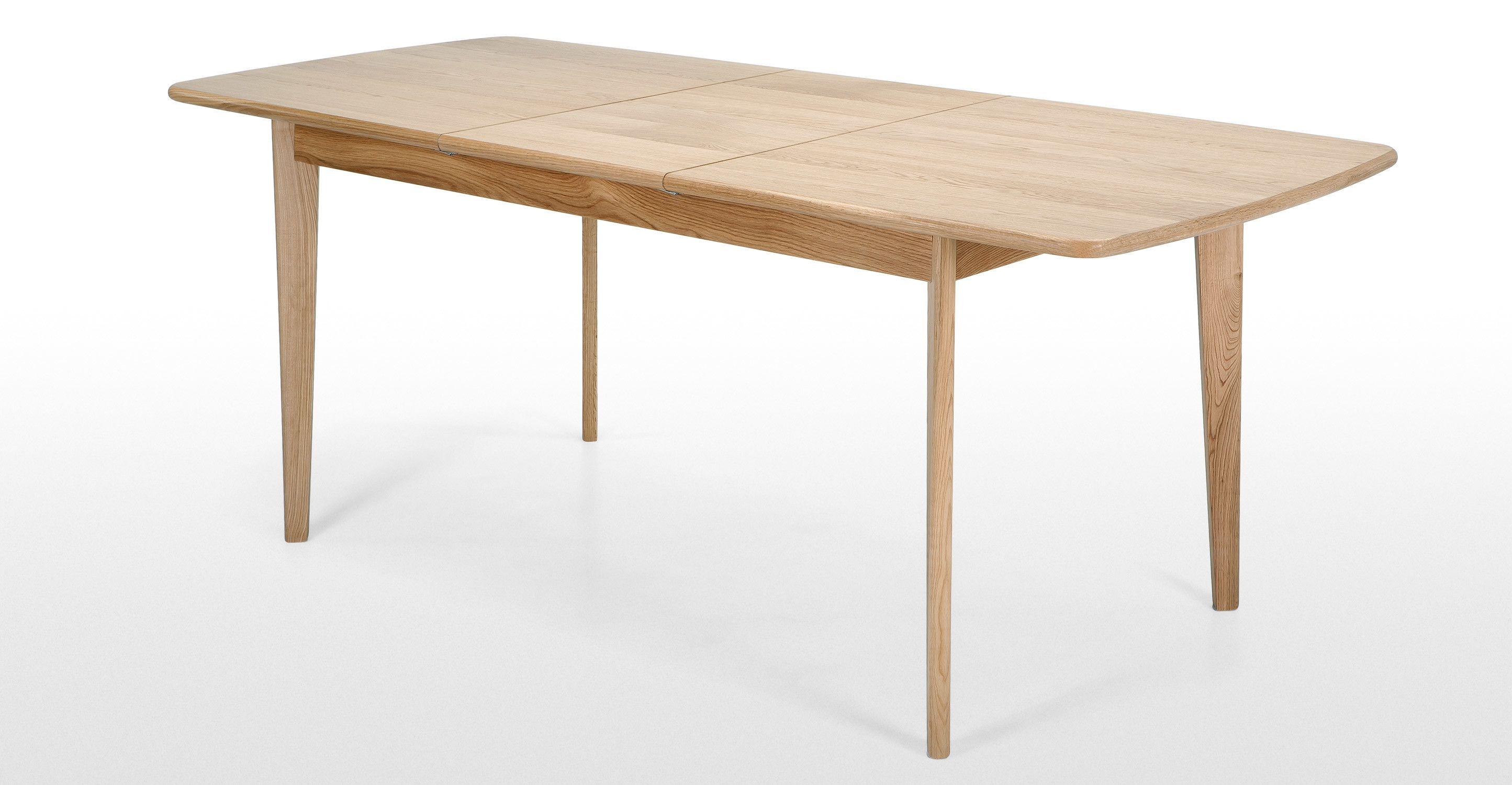 monty gro er ausziehbarer esstisch eiche office tables chairs pinterest esstisch. Black Bedroom Furniture Sets. Home Design Ideas