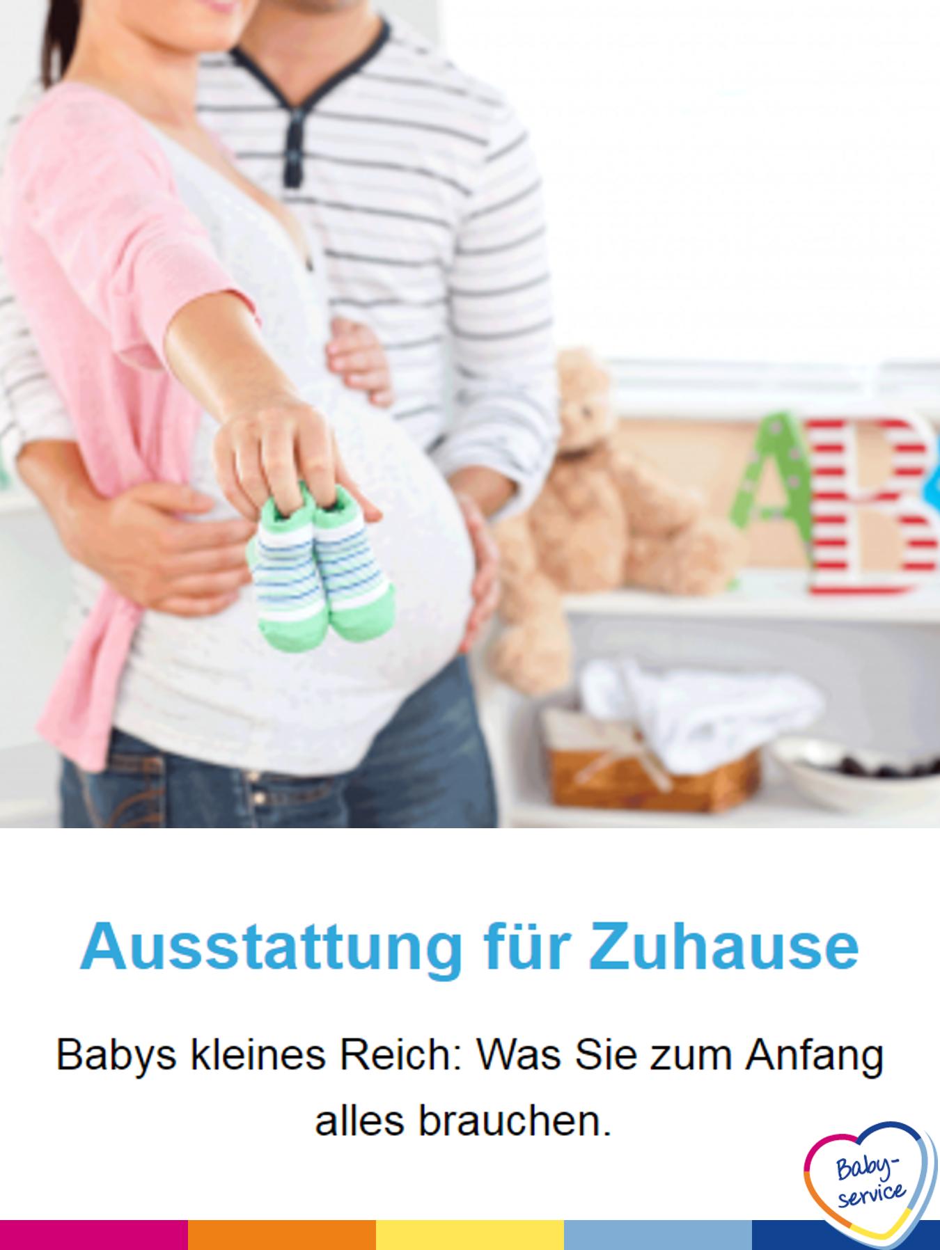 Was Brauche Ich Alles Für Babys Erste Ausstattung Bald Zieht