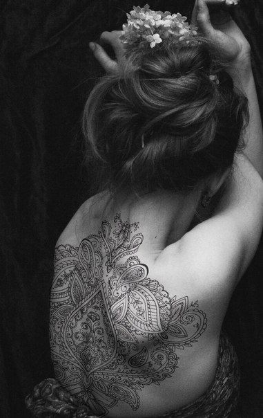 I Want Something Super Complicated Like This Tattoo It Just Has To