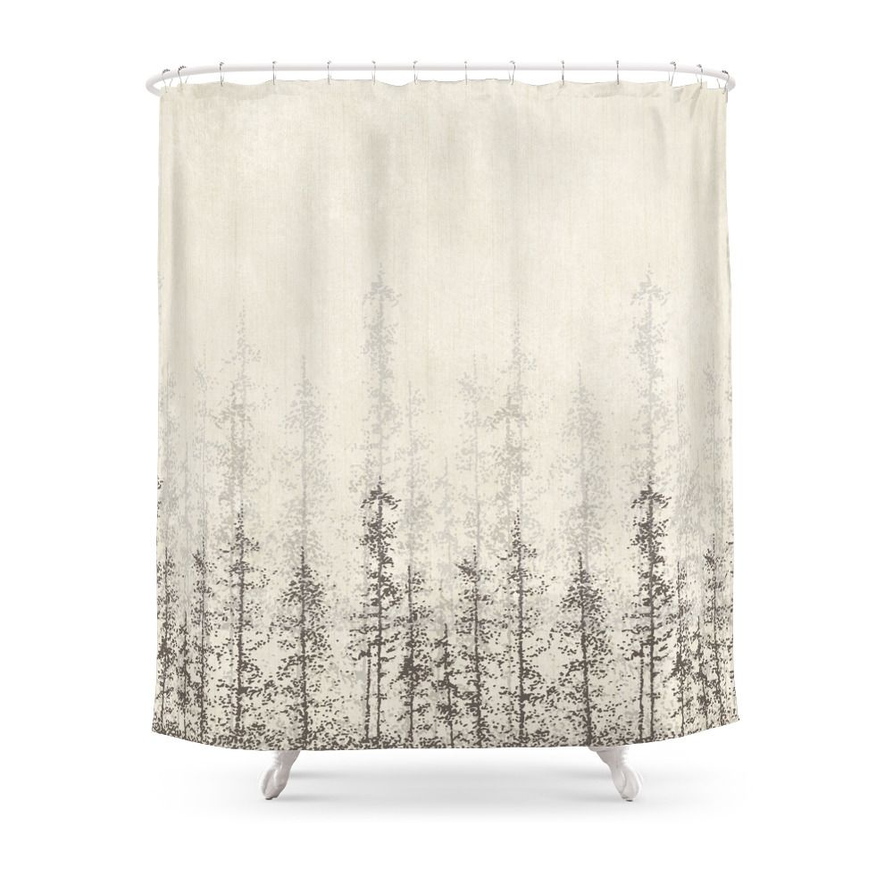 Forest Home Shower Curtain By Rskinner1122 Bathroom Shower