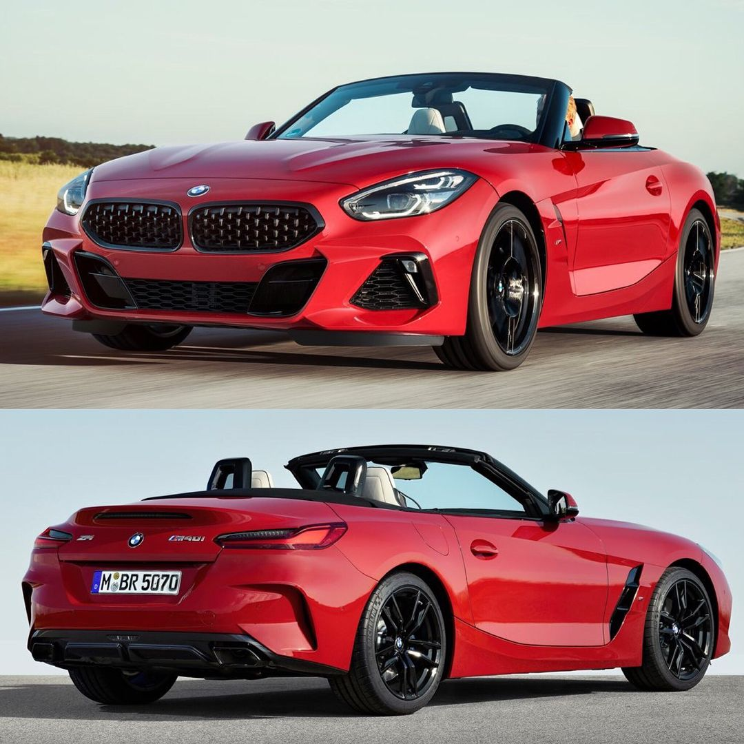 Bmw Z4 Convertible Sports Car: New BMW Z4... #bmw #bmwz4 #z4 #bmwzseries #bmwz42019 #bmwz