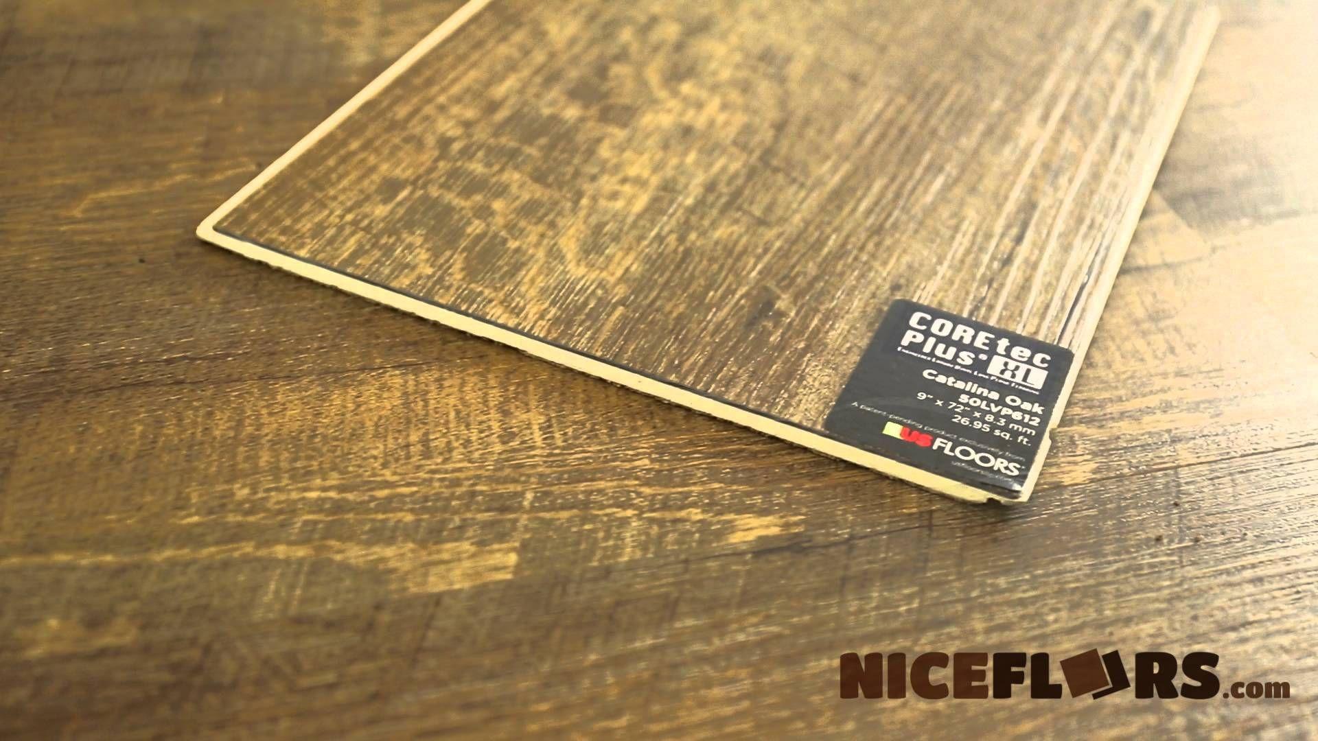 50lvp612 coretec catalina oak by coretec - Waterproof vinyl flooring for bathrooms ...