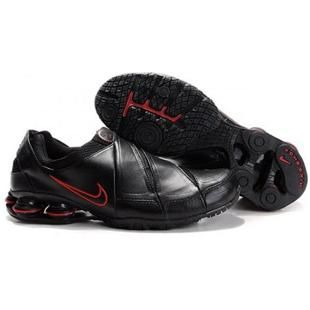 eca583f6e02057 240265 018 Nike Shox R5 Black Red J10012