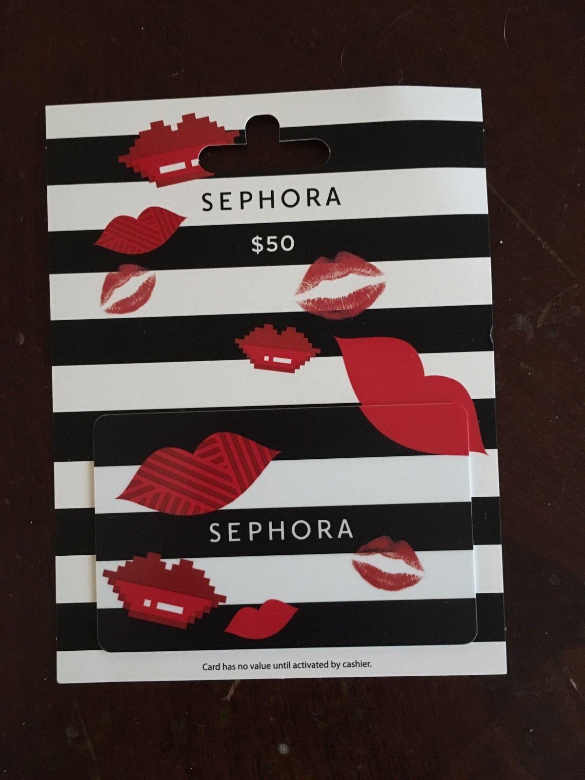 Httpsearchpromocodesubsephora Gift Card Brand New On Backer