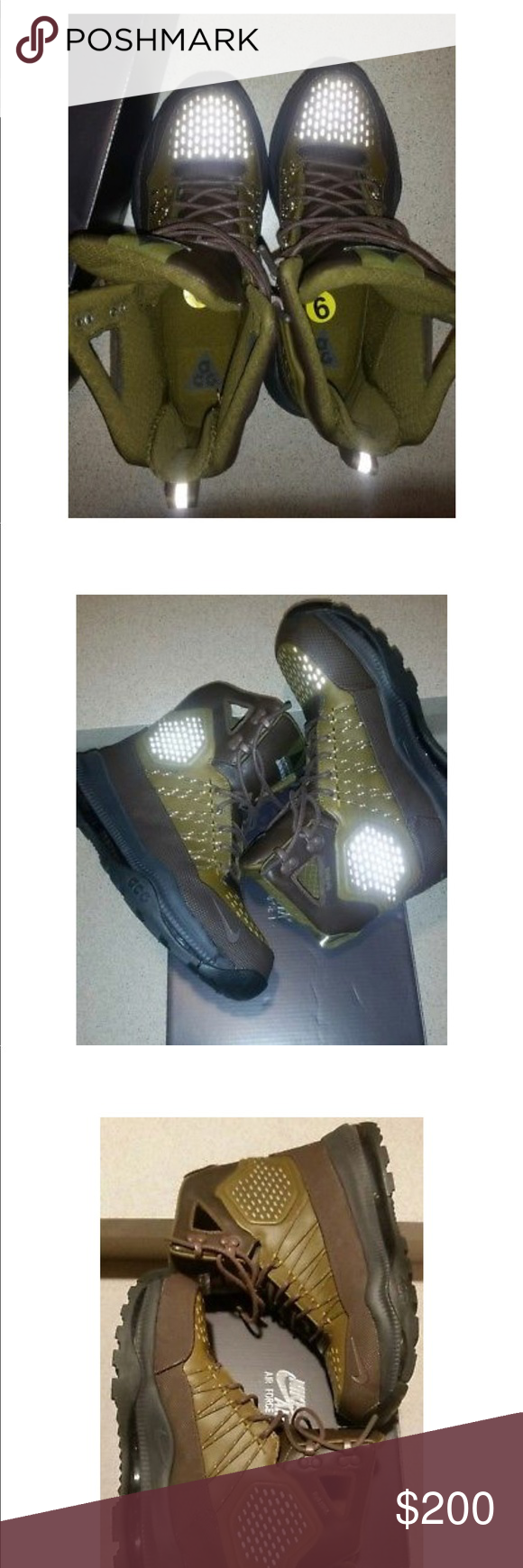 20a9d92a4f0e Nike ACG Zoom Superdome Flywire Ultra Hiking Boots The Nike Zoom Superdome  ACG 654886-230