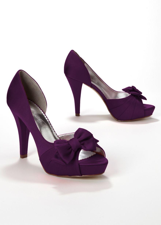 Otros zapatitos   Boda O+E   Pinterest   Purple, Wedding shoes and ...
