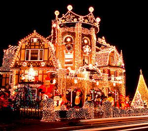 Where To See Free And Low Cost Christmas Light Displays In Utah, 2012 Photo Gallery