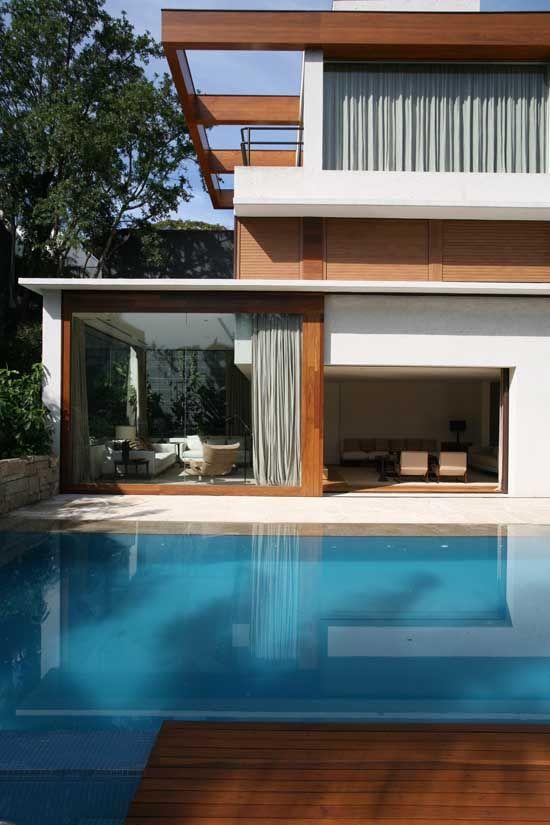 The Jardim Paulista Residence By Arthur Casas | CONTEMPORIST