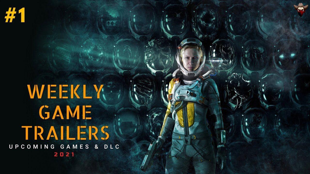 Weekly Game Trailers 1 Upcoming Games 2021 Indie Games 2021 In 2021 Indie Games Game Trailers Indie