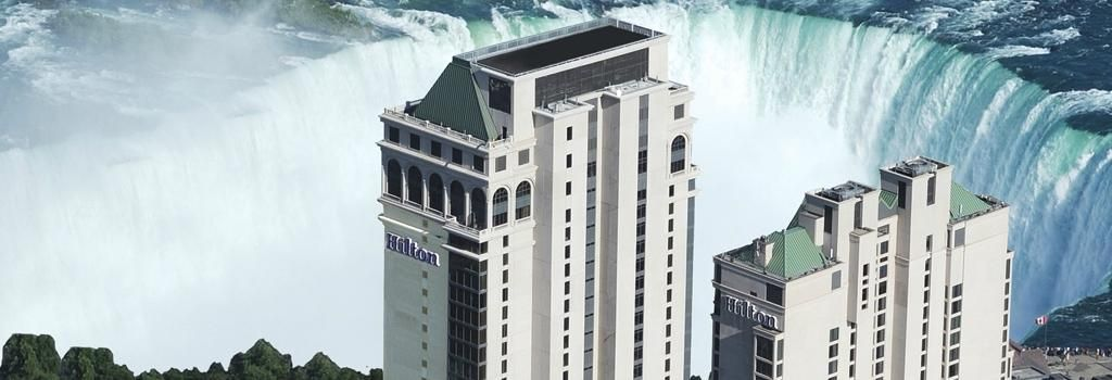 Getaways Expedia Hilton Near Niagara Falls Hotel And Suites Fallsview On