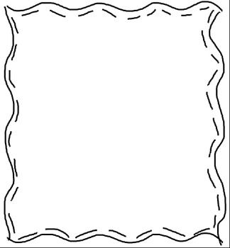 Enjoy This Free Border To Use In Your Products This