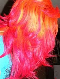 if only i could pull this color off haha
