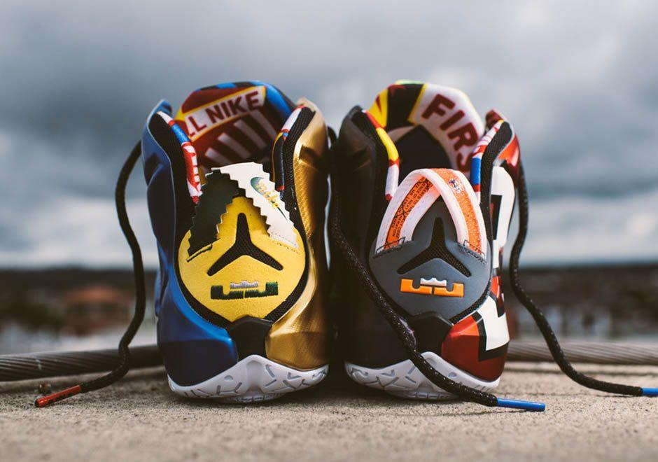 promo code 8abc3 78353 Release Reminder  Nike LeBron 12
