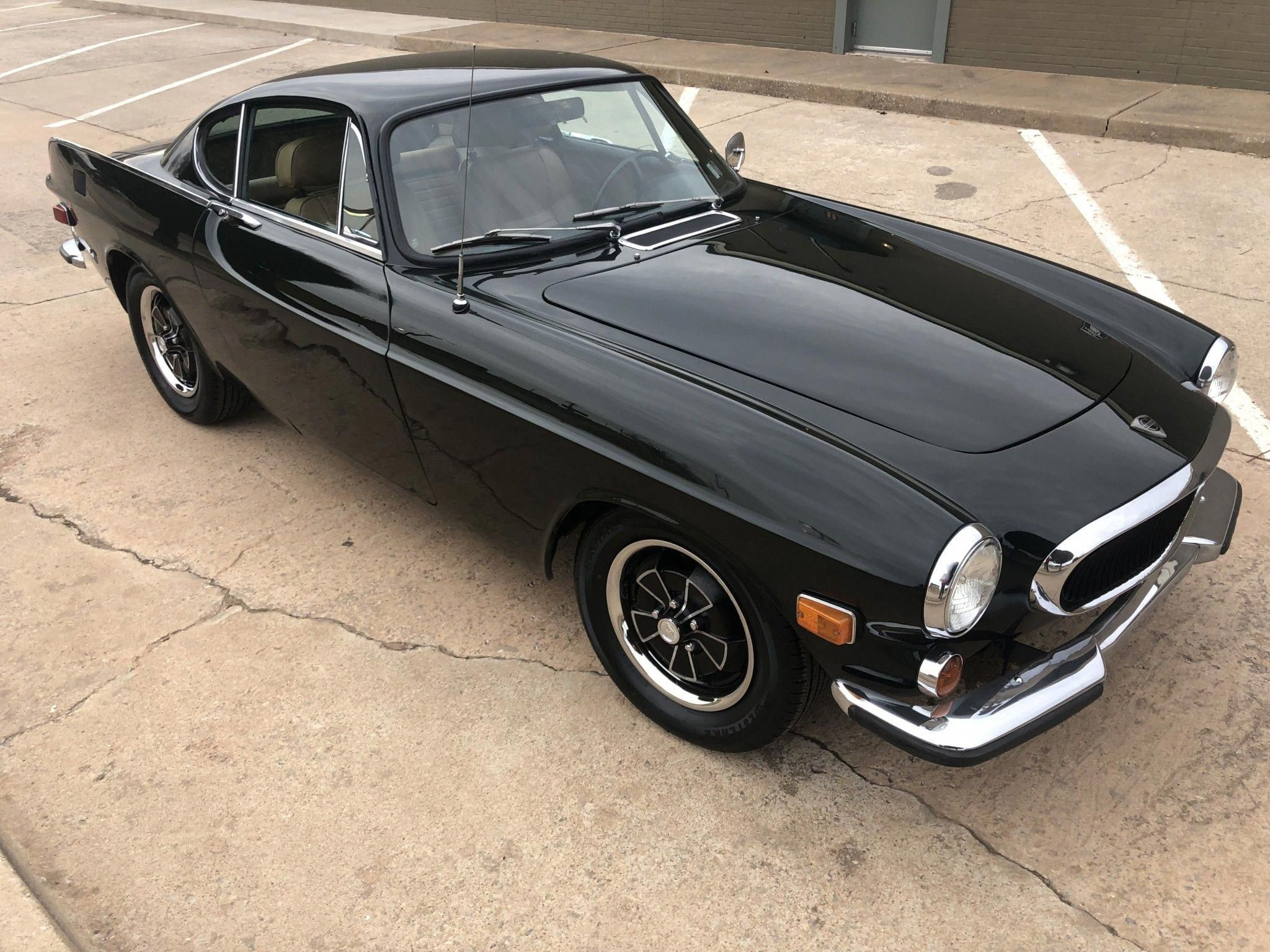 Bid for the chance to own a 1971 Volvo 1800E at auction