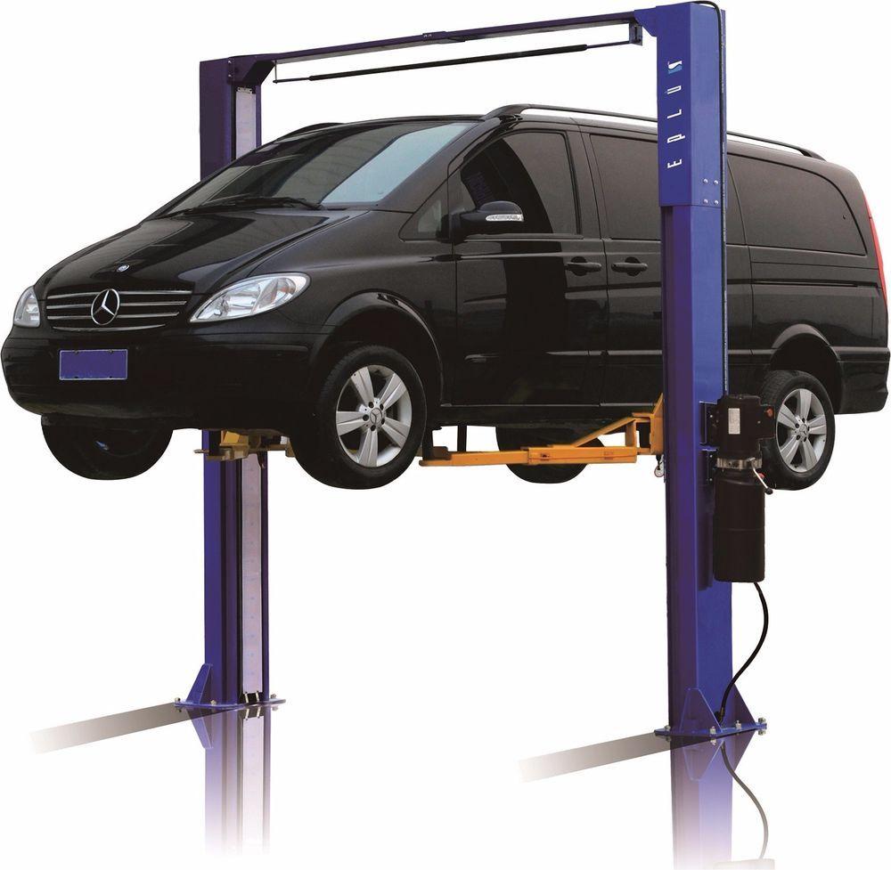 eplus 2 post over head car auto truck hoist lift l1100 10k 10000