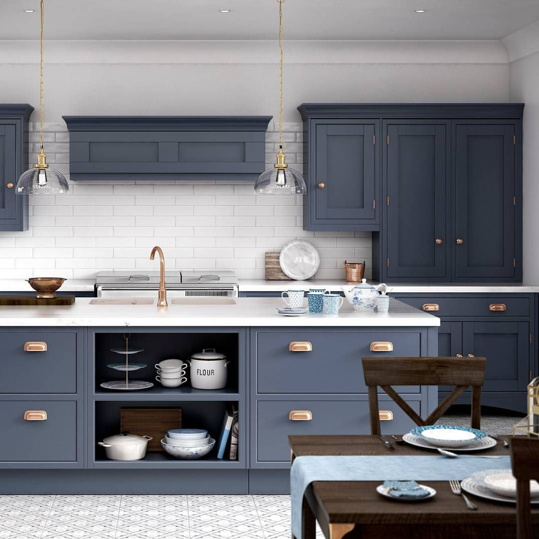 Elegant the Perfect Kitchen Layout
