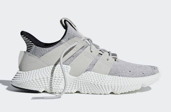 9939845caa609d Release Date  adidas Prophere Gray One Above you will get an official look  at the