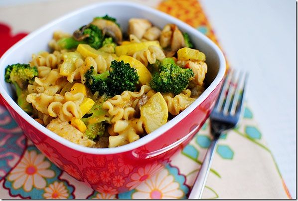 Rasta Pasta...inspired by Jamaica...healthy and a way to use up extra squash this summer.  Recipe way at the bottom of a long post.