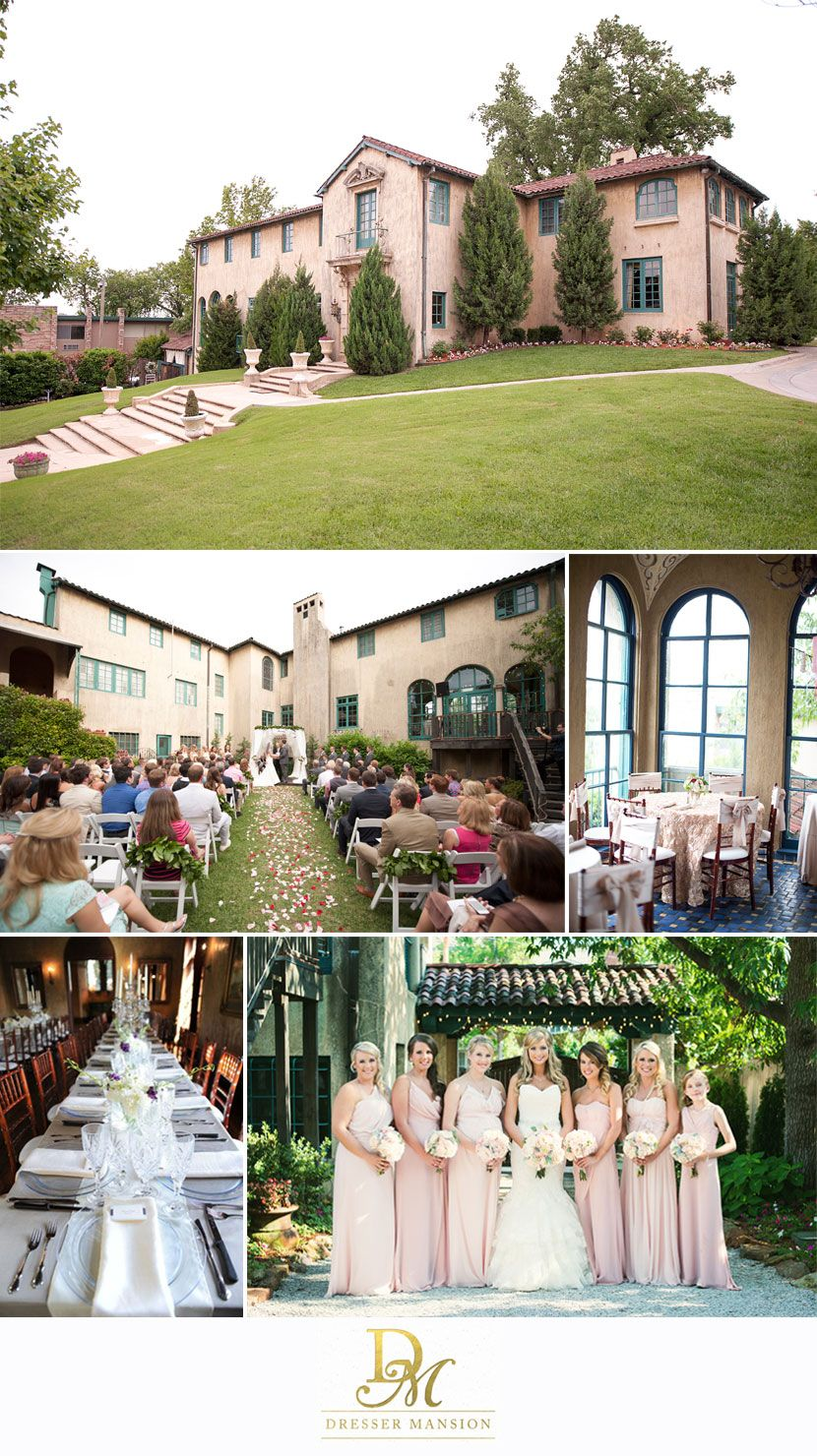 Dresser Mansion Tulsa Ok Oklahoma Wedding Venues Tulsa Wedding Venues Mansions
