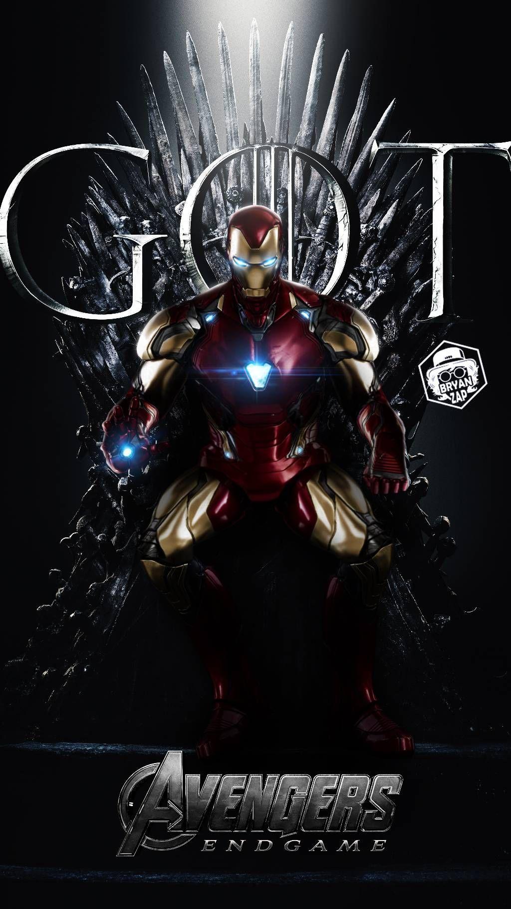 Game Of Thrones Iron Man Iphone Wallpaper Iron Man Wallpaper