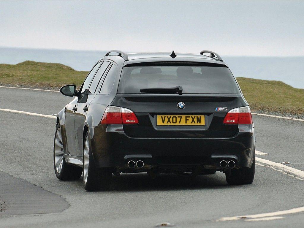 M5 Wagon: Only wagon I\'ll ever drive. Engine: 4999cc, V10 40v ...