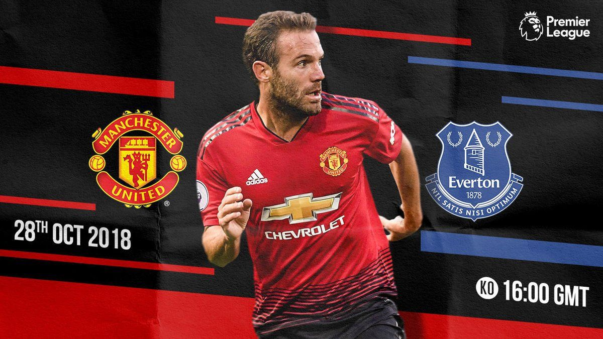 Live Stream Man Utd Vs Everton Epl Match Day