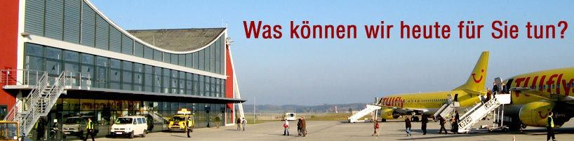 Umfassendes Reiseportal für den Flughafen Memmingen Allgäu