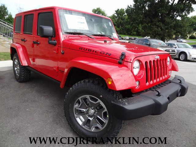 2014 Jeep Wrangler Unlimited Rubicon For Sale Franklin Tn