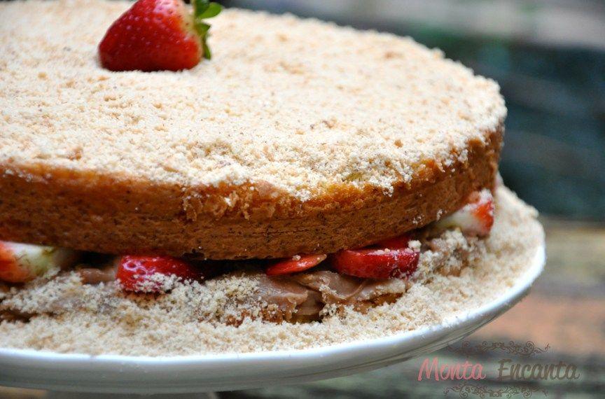 Pin em bolos