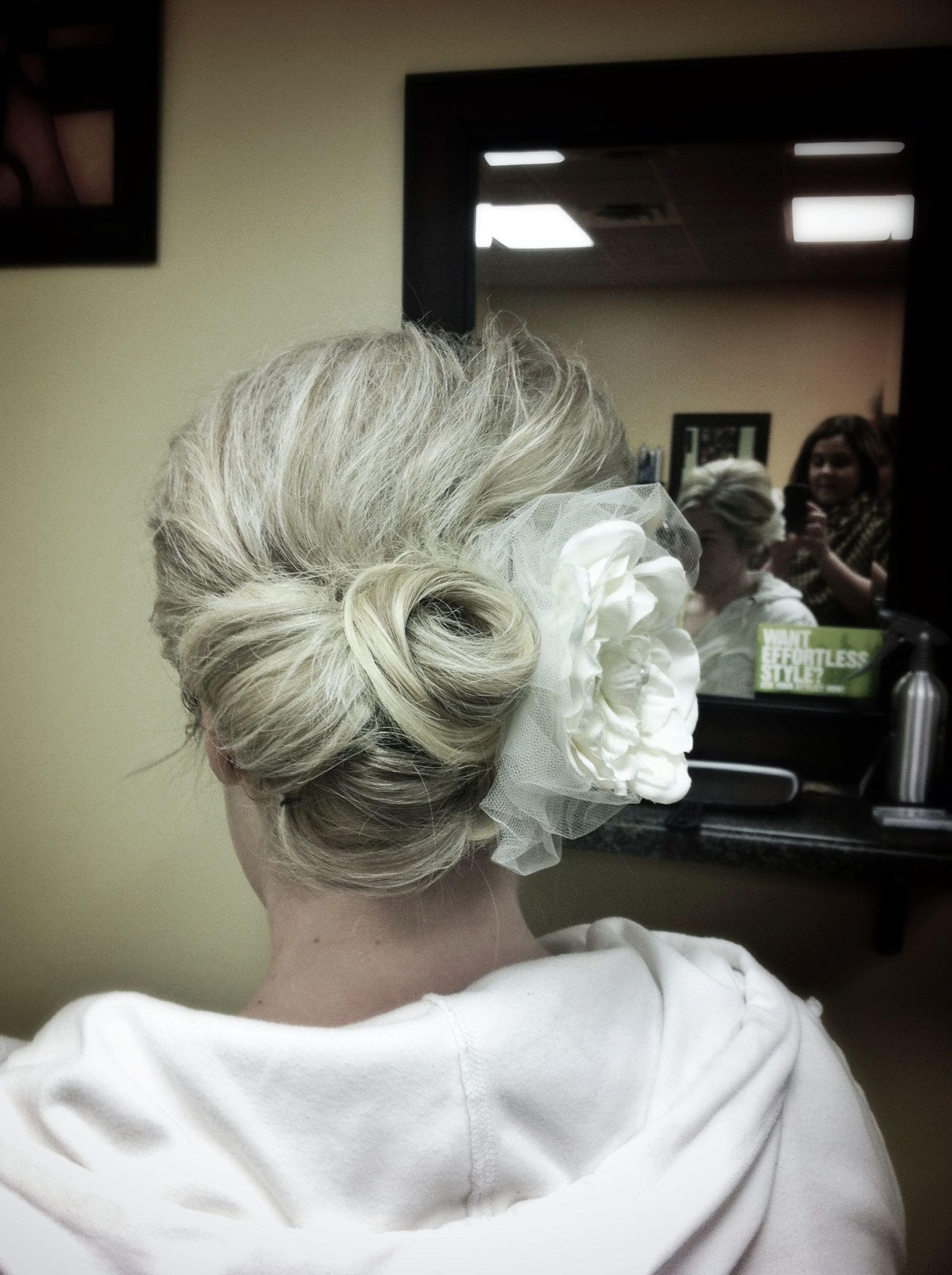 wedding updo by duo tones salon duluth, mn | wedding! | hair
