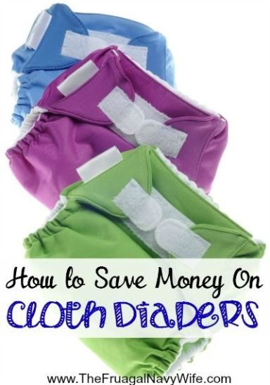 Cloth diaper saves money in the long run but can have an expensive start up cost here is How to Save Money on Cloth Diapering