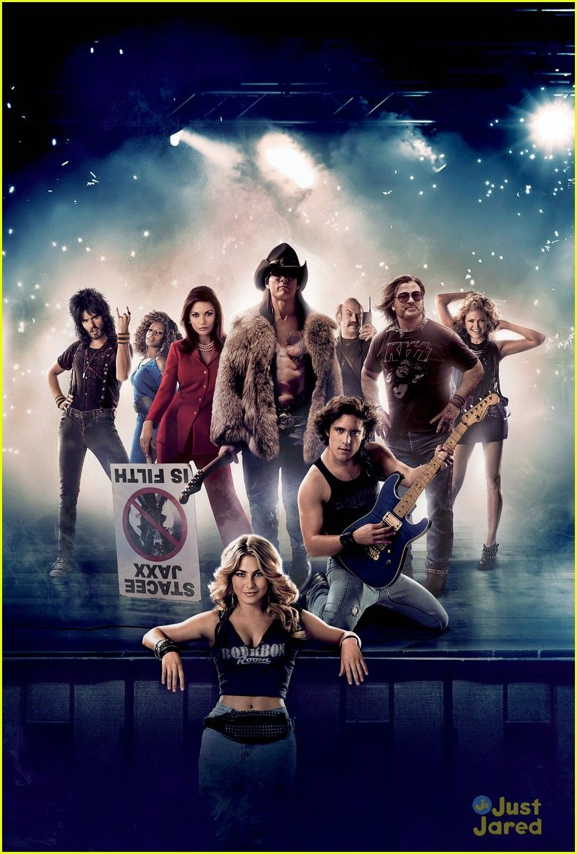 Rock Of Ages (2012) Musical movies, Rock of ages, Diego