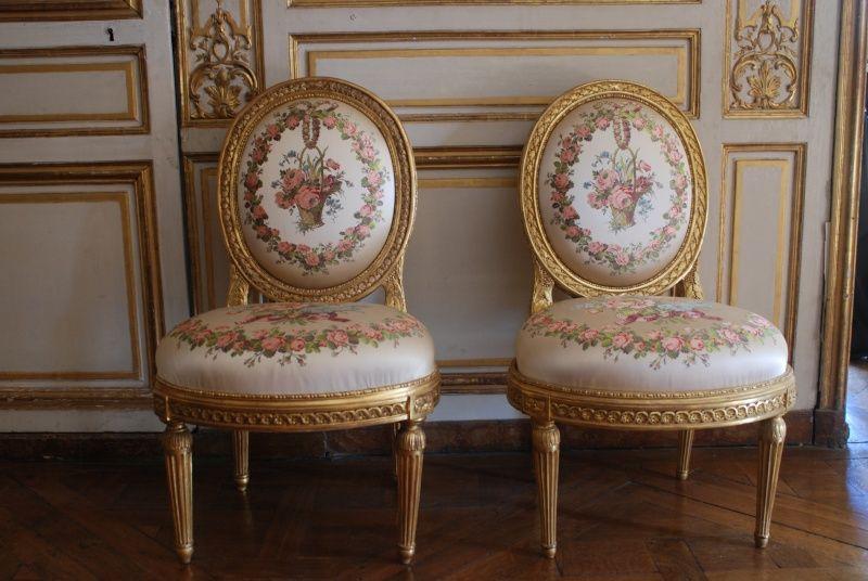 fauteuils m daillon soie aubusson toile de jouy et autre soie sauvage pinterest. Black Bedroom Furniture Sets. Home Design Ideas
