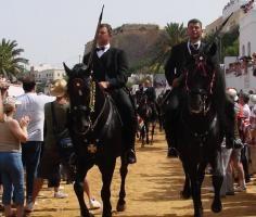 Fiestas | Menorca Horses
