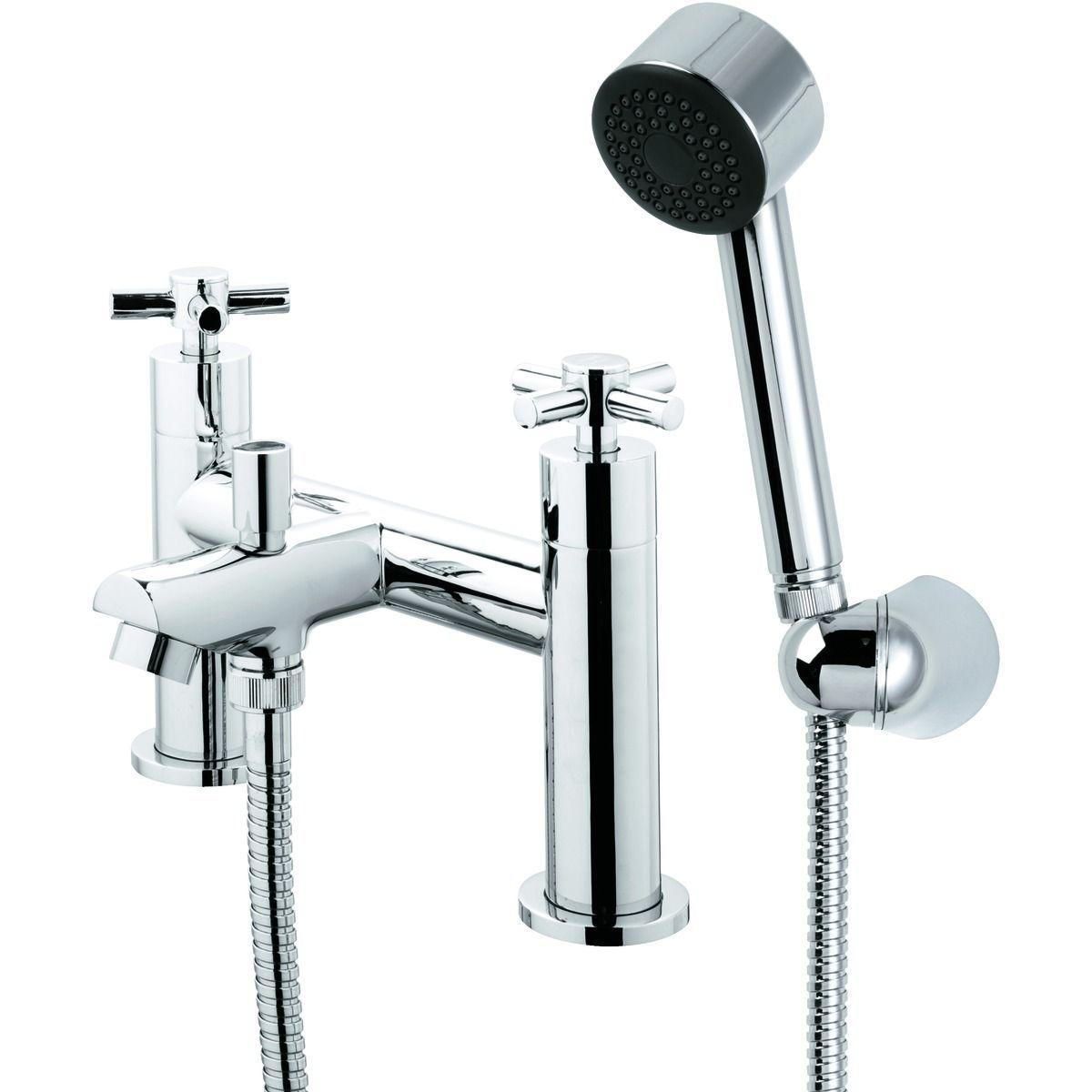 Wickes Trivor Bath Shower Mixer Chrome | Wickes.co.uk | New house ...