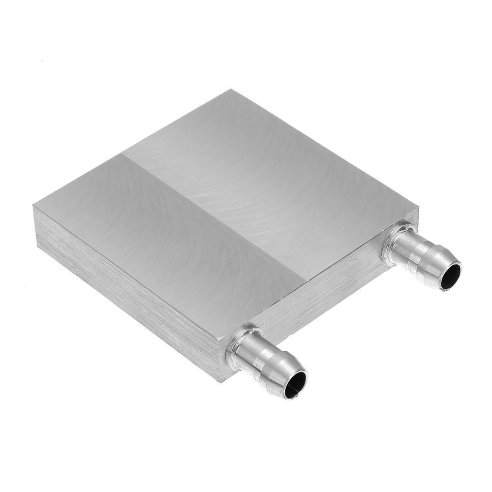 60x60x12mm Aluminum Water Cooling Block For Cpu Cooling Radiator