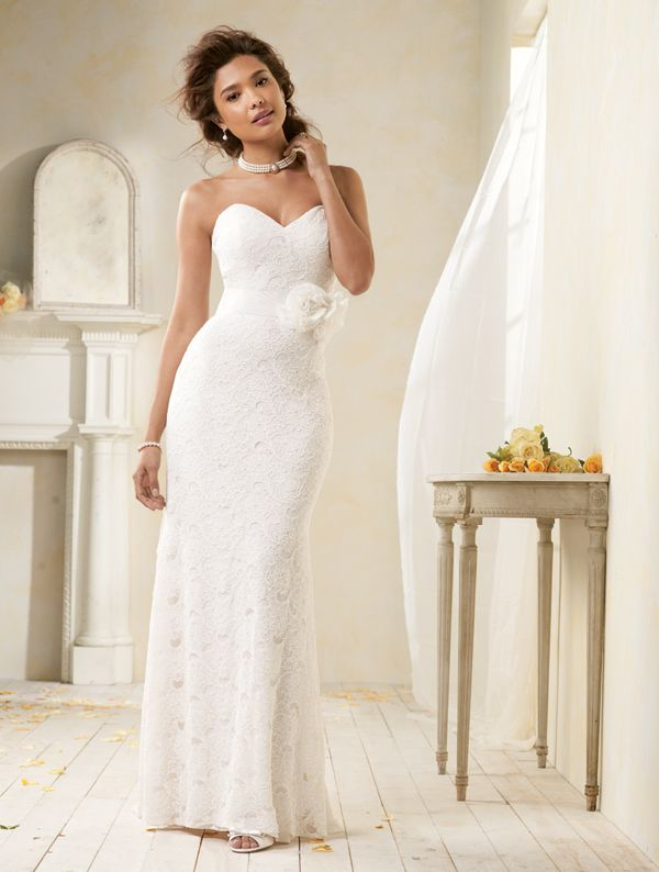 Alfred Angelo Bridal Style 8521 from All Wedding Dresses | Wedding ...